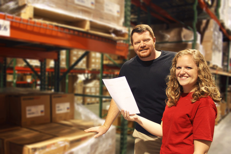 Local Warehousing for Adhesives
