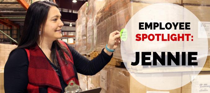 Employee Spotlight: Jennie