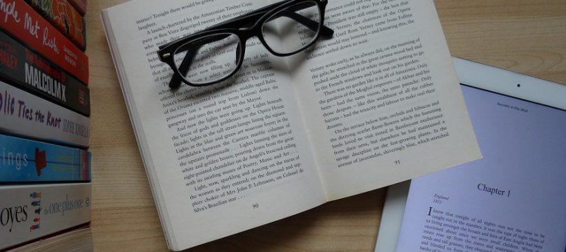Move over, E-books. Print is Making Its Comeback